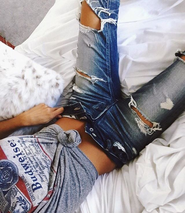 200 cute ripped jeans outfits for winter my cute outfits for Country over party shirt