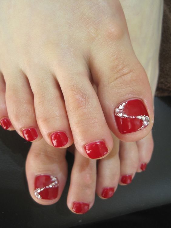 Toe nail design ideas winter 2017 mco my cute outfits prinsesfo Images