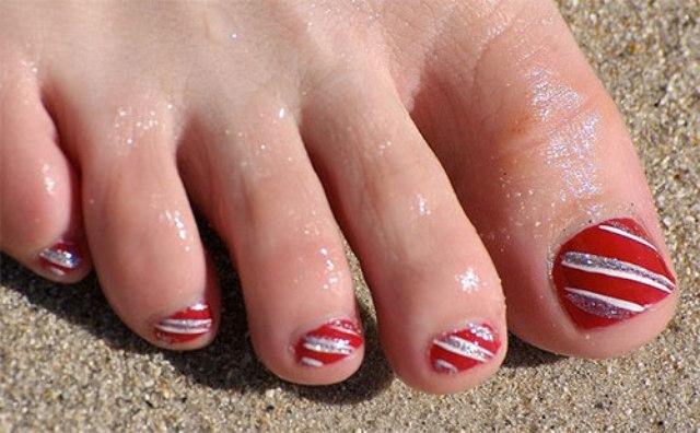 Toe nail design ideas winter 2017 mco my cute outfits toe nail design ideas winter 2017 prinsesfo Images