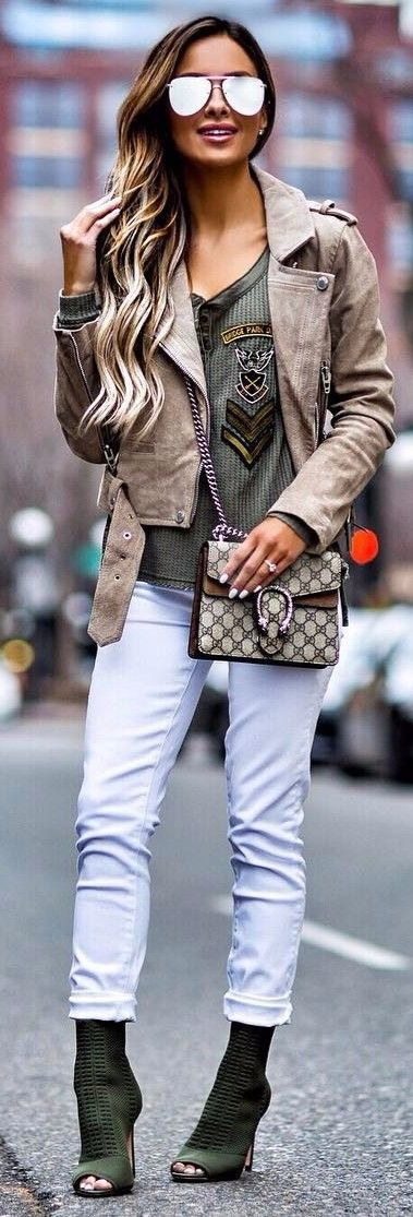40 Awesome Street Style Outfit Ideas for Girls