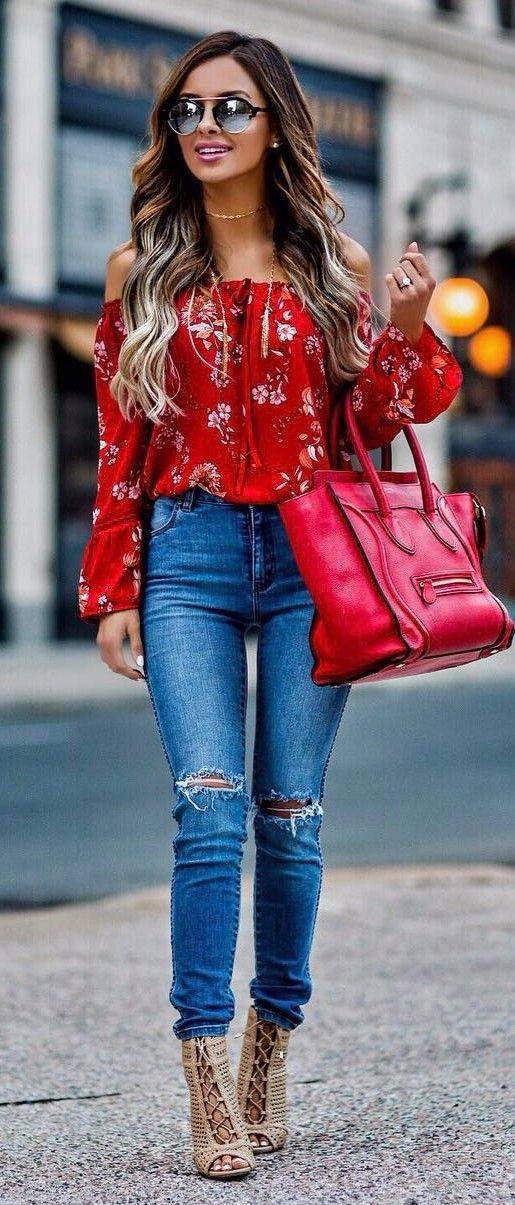 40 Awesome Street Style Outfit Ideas You Should Try