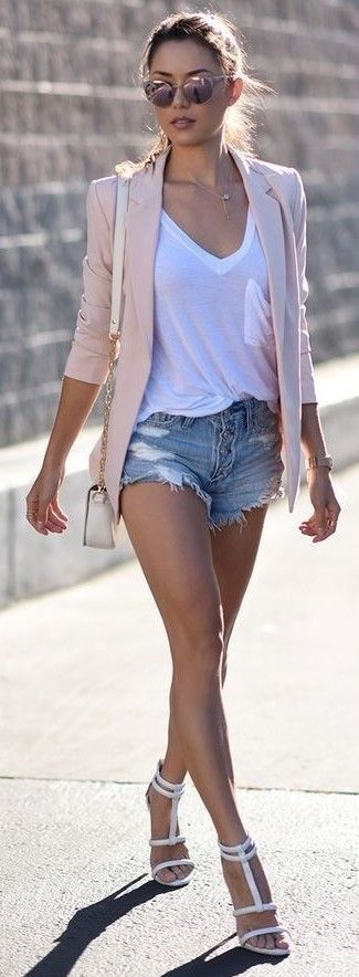 50+ Effortless Casual Summer Outfits You Will LOVE!