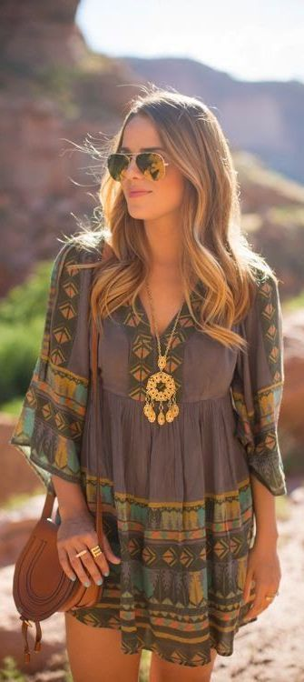 50+ Extraordinary Boho-Style Summer Outfits You Should Check Out Now