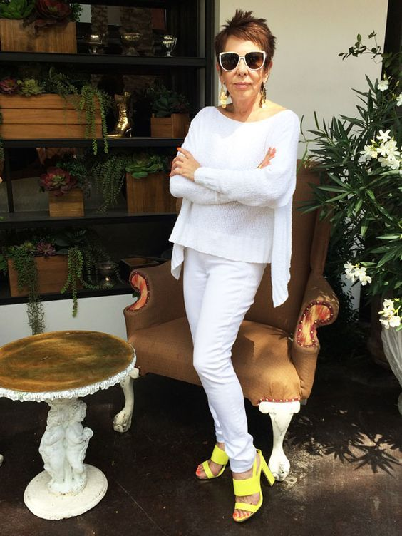 50 Gorgeous Summer Outfits For Women Over 40 Years Old