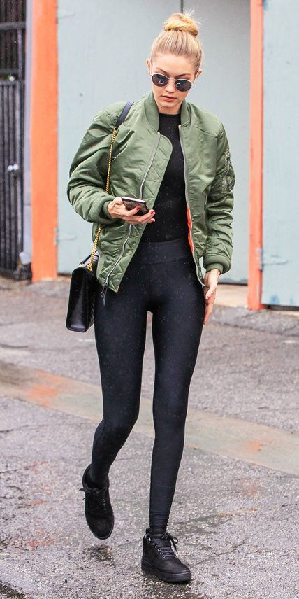 29+ Astonishing Bomber Jacket Outfit Ideas