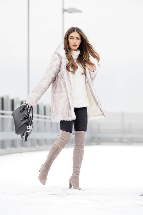 40 Magical Winter Outfits to Check Out Now