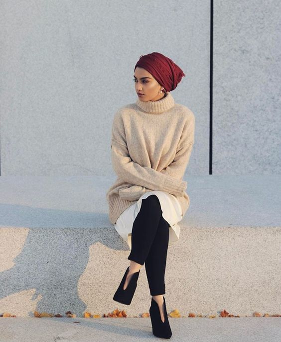 20 Cute Fall Hijab Outfits 2017 My Cute Outfits