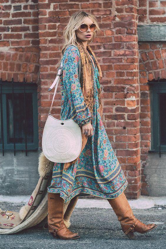 30 cute fall bohemian outfits mco