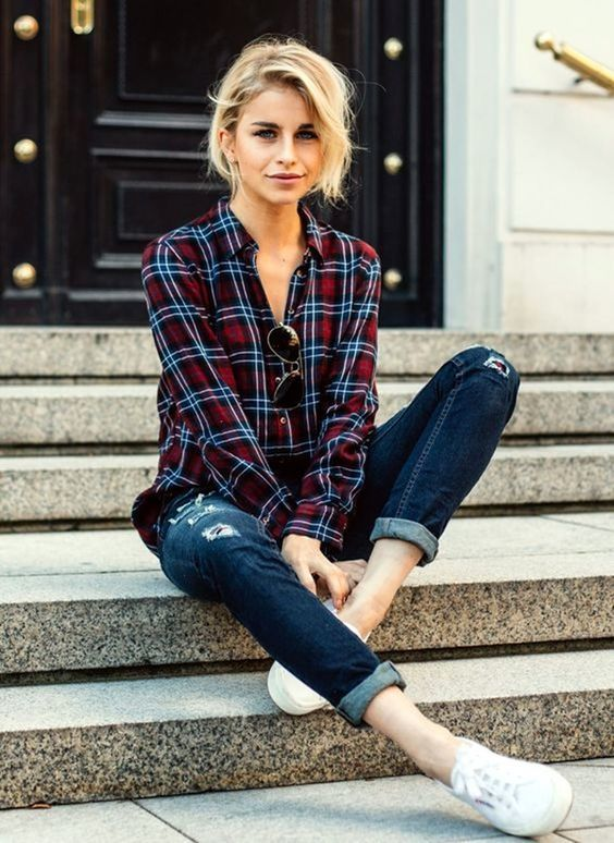 41 Cute Fall Street Outfits
