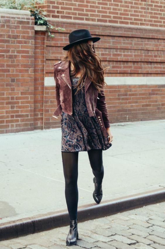 30+ Cute Fall Bohemian Outfits