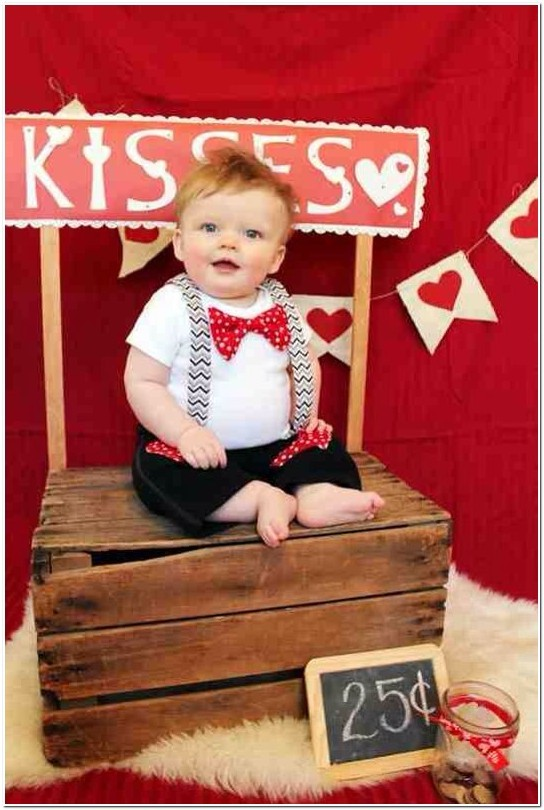 28 Cute Valentineu0027s Day Outfits For Baby Boys 2018