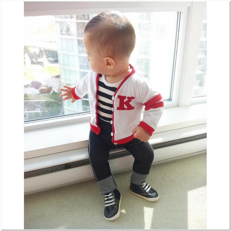 28 Cute Valentine S Day Outfits For Baby Boys 2018 Mco