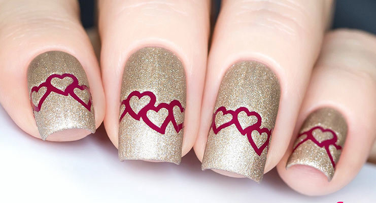 20 Valentine S Day Nail Design 2018 Mco Page 14