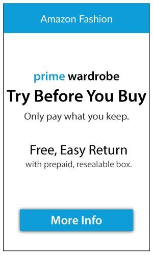 Try Prime Wardrobe