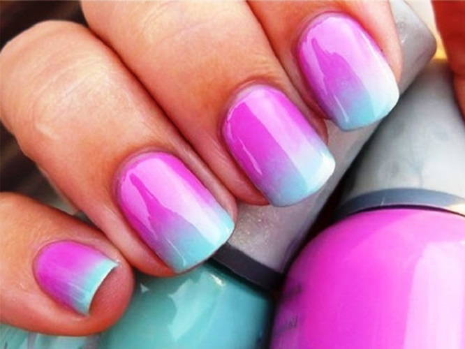 Gorgeous Ombre Nail Arts You Can Do at Home