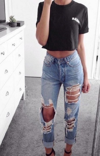 20 Baddie Style School Outfits For Teens Mco